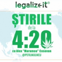 Stirile de la 4:20 | Legalizeit.ro te tine la curent