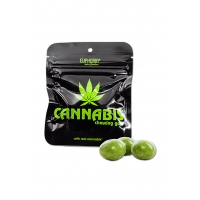 Guma de mestecat 'Euphoria' 'Cannabis'- fara zahar - 9g