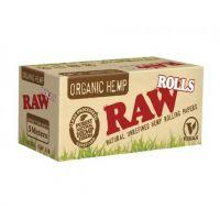 Rola de Foite 'Raw' din Canepa ( Organic )