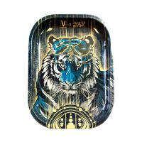 Tava de rulat 'Tiger Metal'