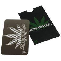 Grinder Card 'Leaf Amsterdam'