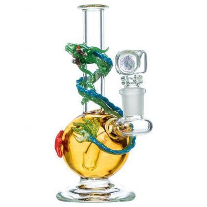 Mini Bong 'Empire' Dragon Sphere