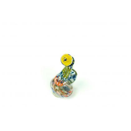 Pipa 'sixBglass' Sherlock Bubbler Medium