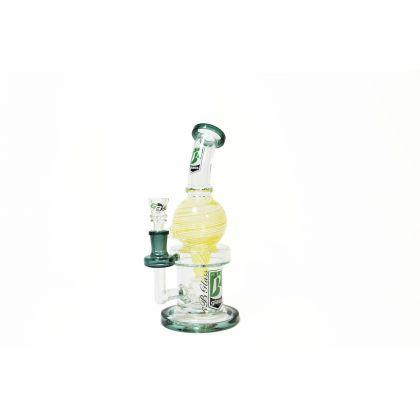 Bong 'sixBglass' Stemless GoG Recycler