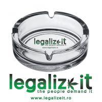 Scrumiera 'LEGALIZEIT'