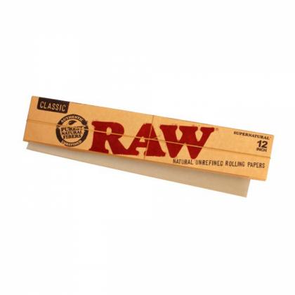 Foite RAW' SUPERNATURAL EXTRA LUNGI 28CM