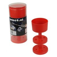 Aparat de umplut Conuri 'Joint Maker' Red/Silver