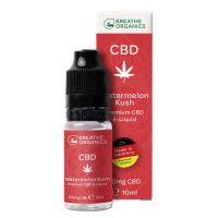 E-liquid CBD 1% Watermelon Kush 'Breathe Organics' - 10ml