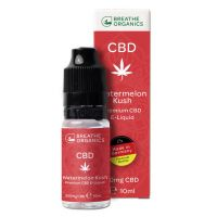 E-liquid CBD 3% Watermelon Kush 'Breathe Organics' - 10ml