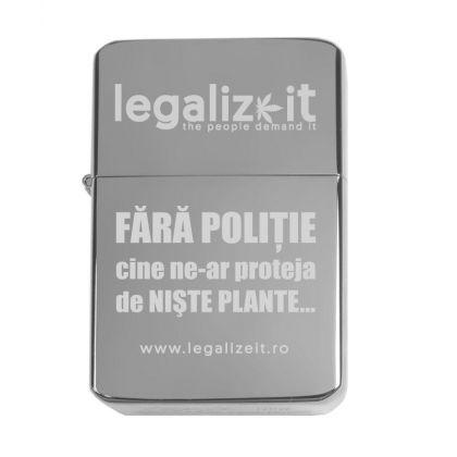 Bricheta 'LEGALIZEIT'