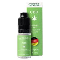 E-liquid CBD 3% Lemon Haze 'Breathe Organics' - 10ml