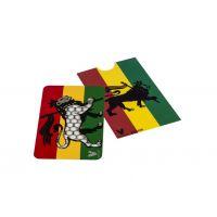 Grinder Card 'Rasta Lion'