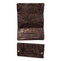 Portofel 'Kavatza' Lady Tobacco Pouch Smooth Leather