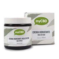 Crema Hidratanta MyCBD - 250mg CBD 100ml