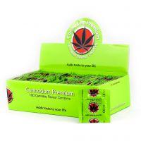 Prezervative Cu Aroma De Cannabis