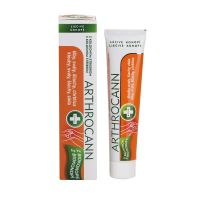 Gel 'Annabis Natural Cosmetics' Arthrocann pentru relaxarea muschilor - 75ml