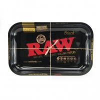 Tava De Rulat 'Raw' Black Small