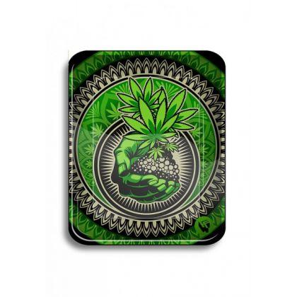 Tava De Rulat 'Grass Art #2'