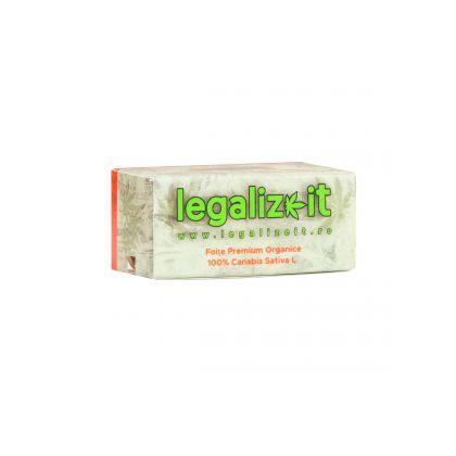 Rola de Foite Organice 'legalizeit' din Canepa