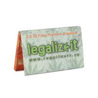 Foite Organice 'legalizeit' Duble x64